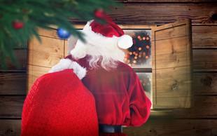 Dragi Božiček, letos si želim ...