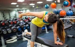 Zakaj se po vadbi moje telo trese? (ali kaj delam narobe?)