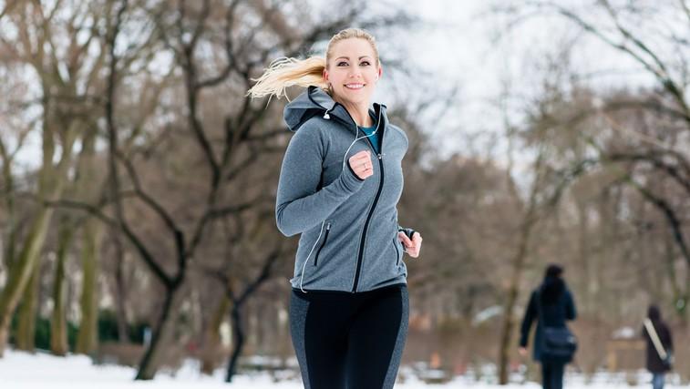 To je TOP 5 stvari, ki jih športni navdušenci potrebujete še to zimo! (foto: Profimedia)