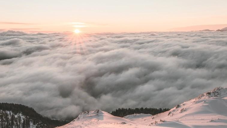 Zimski solsticij: Danes je najkrajši dan in najdaljša noč! (foto: pexels)
