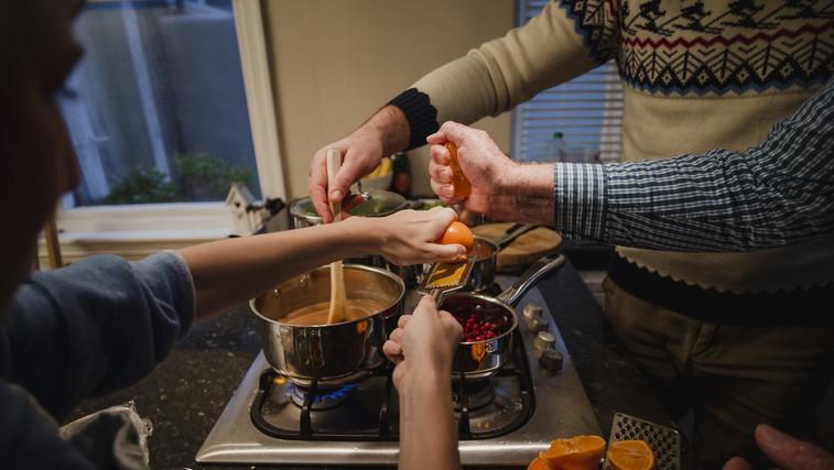Katere zaobljube glede hrane si je dobro postaviti za novo leto? (foto: profimedia)