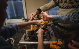 Katere zaobljube glede hrane si je dobro postaviti za novo leto?