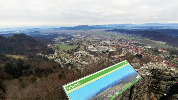 Ideja za izlet: zgodovina in rekreacija - Stari grad Kamnik (foto: DDD)