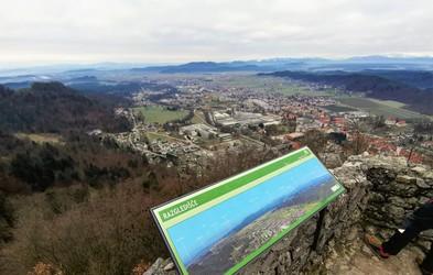 Ideja za izlet: zgodovina in rekreacija - Stari grad Kamnik