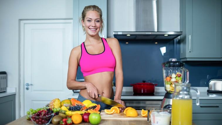 Da se boste lažje držali novoletnih zaobljub: glavne smernice zdrave prehrane (foto: profimedia)