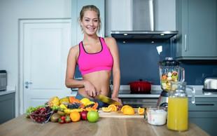 Da se boste lažje držali novoletnih zaobljub: glavne smernice zdrave prehrane
