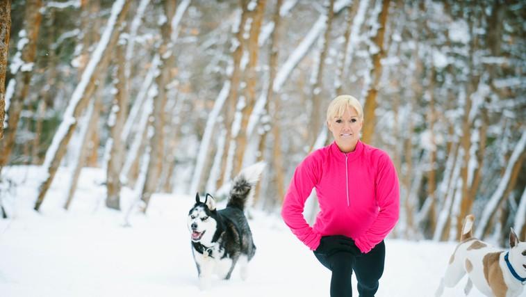 Ste se že zalepili na kavč? 5 nasvetov, kako najti motivacijo za trening na temne, zimske dni (foto: profimedia)