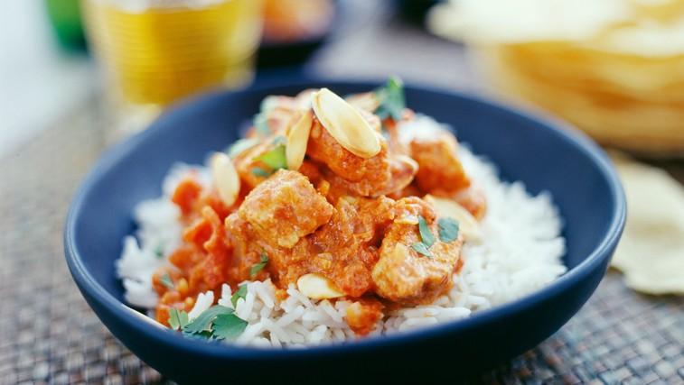 Piščančji kari – indijska jed poznana po celem svetu. Imamo odličen recept! (foto: profimedia)