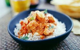 Piščančji kari – indijska jed poznana po celem svetu. Imamo odličen recept!