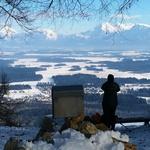 Mirnih in razgibanih 45 minut: Hom nad Soro pri Medvodah (foto: DDD)