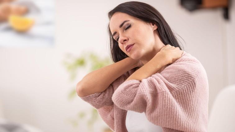 Na kateri del telesa vplivajo jeza, strah, žalost in druga negativna razpoloženja? (foto: Profimedia)