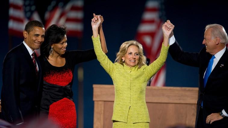 Dr. Jill Biden - prva dama ZDA je tekačica, maratonka, ki posluša Brucea Springsteena (foto: profimedia)
