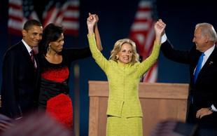 Dr. Jill Biden - prva dama ZDA je tekačica, maratonka, ki posluša Brucea Springsteena