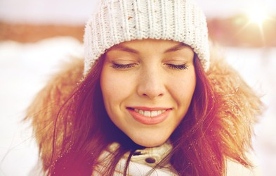 13 lastnosti modrih žensk