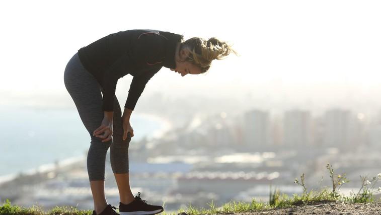 Alergija na vadbo: Smo dejansko lahko alergični na vadbo? (foto: Profimedia)