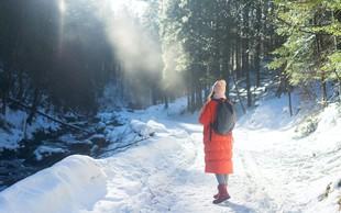 4 razlogi, da se tudi pozimi vsak dan odpravite v naravo