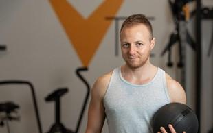 """Osebni trener Vanja Cipot o dietah: """"Preizkusil sem že LCHF, beljakovinsko, ločevalno, vegeterijansko dieto ..."""" Kaj svetuje? (+NAGRADNA IGRA)"""
