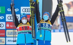 Zmaga! Lampičeva in Urevčeva najboljši na ekipni tekmi na Švedskem