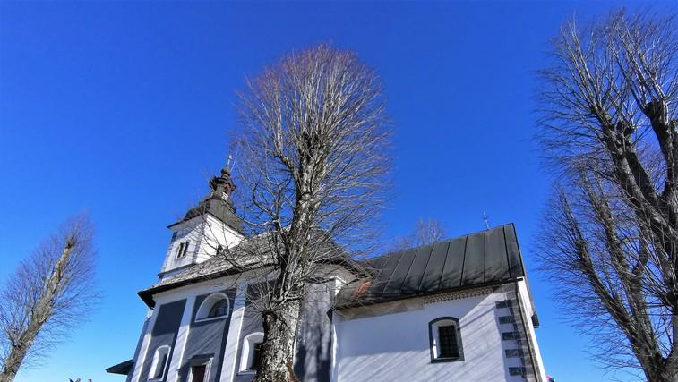 Ideja za izlet: Bukov vrh s cerkvijo Žalostne Matere Božje, kamor so nekoč romali, da bi ozdravili glavobole (foto: DDD)