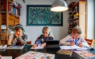 Česa nas epidemija lahko nauči o vzgoji otrok?