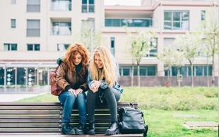 Vas zavirajo slaba prijateljstva? Naredite test!