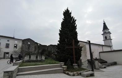 Ideja za izlet: Vipavski Križ, nekoč središče Vipavske doline, danes njen biser