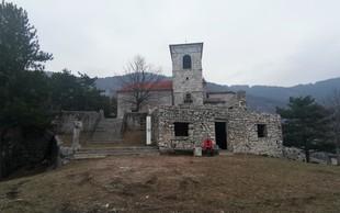Družinski izlet: Vitovski hrib mimo skritega Vitovskega jezera do cerkve sv. Marije