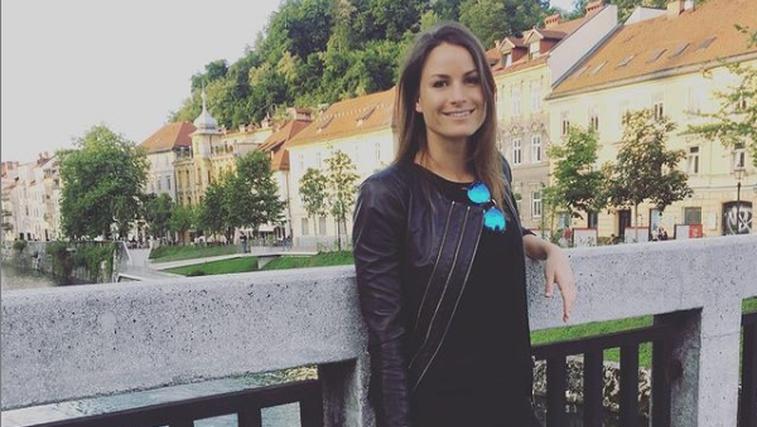 Olimpijka Sara Isaković postala mamica: na svet je prijokal Max! (foto: Instagram)