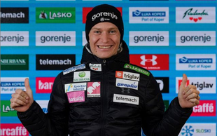 Anže Lanišek skočil do bronaste medalje! Že četrta medalja za Slovenijo