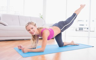 Naredite vsak dan vsaj teh 5 vaj za zdravo hrbtenico