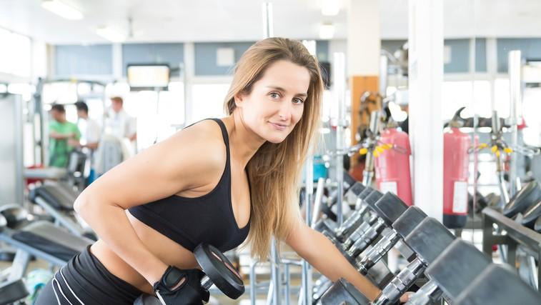 V slovenskih fitnesih opozarjajo na upad gibalnih sposobnosti in volje pri odraslih (foto: profimedia)