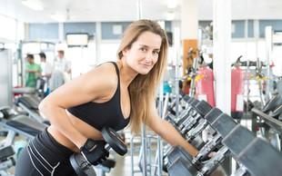 V slovenskih fitnesih opozarjajo na upad gibalnih sposobnosti in volje pri odraslih