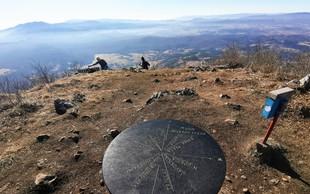 Sveti Lovrenc nad Postojno - odličen trening s strmim, a kratkim vzponom