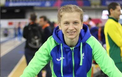Uspeh kariere! Tina Šutej srebrna v skoku s palico na evropskem prvenstvu v Torunju