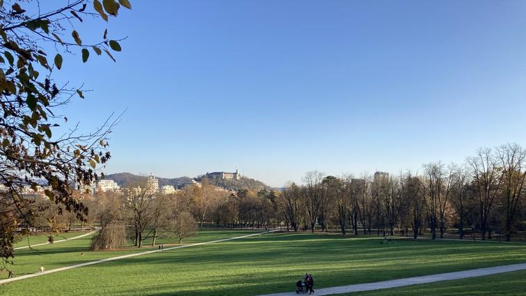 Najbolj priljubljene tekaške poti v Ljubljani, ki so primerne tudi za začetnike (foto: DDD)