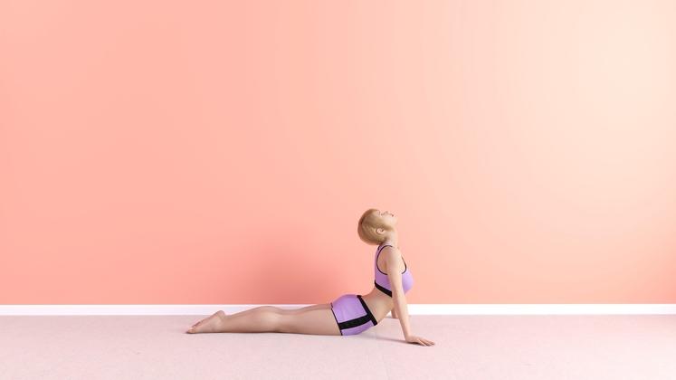 KOBRA Dobri učinki vaje: odpre prsni koš, krepi trup, poravna hrbtenico, spodbudi delovanje ledvic in živčnega sistema. - Ulezite se …