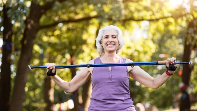Tu je 10 razlogov, zakaj biti aktiven vse življenje in tudi na stara leta - TO so najbolj primerni športi za STAROSTNIKE (foto: profimedia)