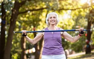 Tu je 10 razlogov, zakaj biti aktiven vse življenje in tudi na stara leta - TO so najbolj primerni športi za STAROSTNIKE