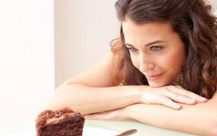 11 nasvetov, kako vztrajati pri dieti in zdravi prehrani. Še prej pa pojejte tisti kos torte!