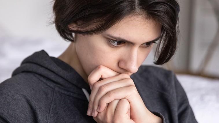 Povsem normalno je, če postanete zaradi TEH stvari anksiozni (foto: Ekaterina Bolovtsova | Pexels)