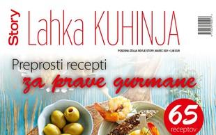 Prenesite si e-knjižico Lahka Kuhinja in se naučite novih kuharskih trikov!