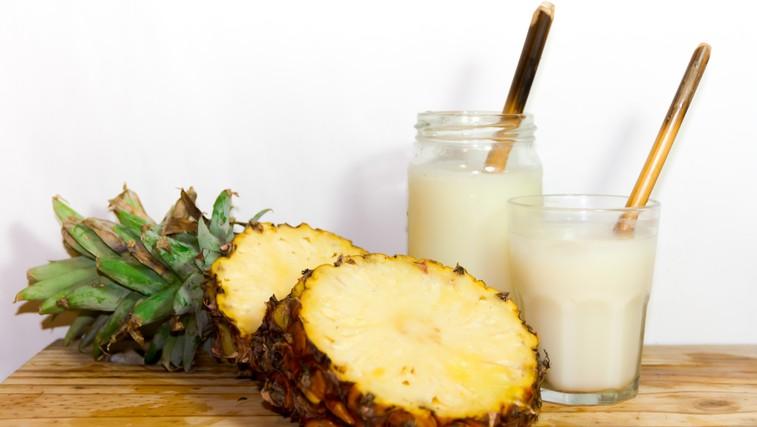 Ananas in njegova čudežna pomoč pri izgubljanju kilogramov ter manjši napihnjenosti (foto: profimedia)