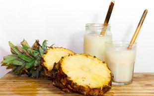Ananas in njegova čudežna pomoč pri izgubljanju kilogramov ter manjši napihnjenosti
