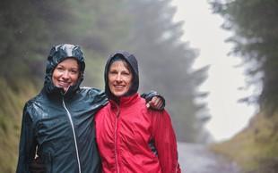 10.000 korakov je zdravih v vsakem vremenu! Naj dež ne pokvari sprehoda v naravi