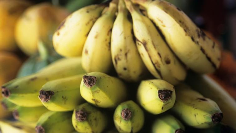 Kako vam lahko banane pomagajo pri hujšanju? (foto: Profimedia)