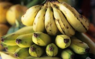 Kako vam lahko banane pomagajo pri hujšanju?