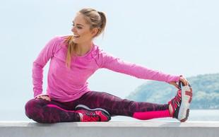 VIDEO: 2 zabavni kratki vadbi, ob katerih pozabite, da se gibate!