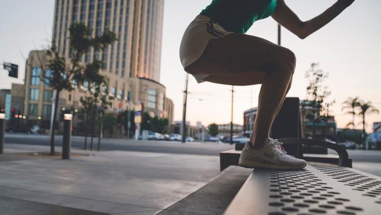 Poškodbe kolena: Kako okrepiti mišice, ki podpirajo kolenski sklep (foto: Profimedia)
