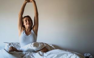 Zdravnik razloži, kako izračunati svoj idelen čas za spanje, da se boste zjutraj zbudili sveži in polni energije