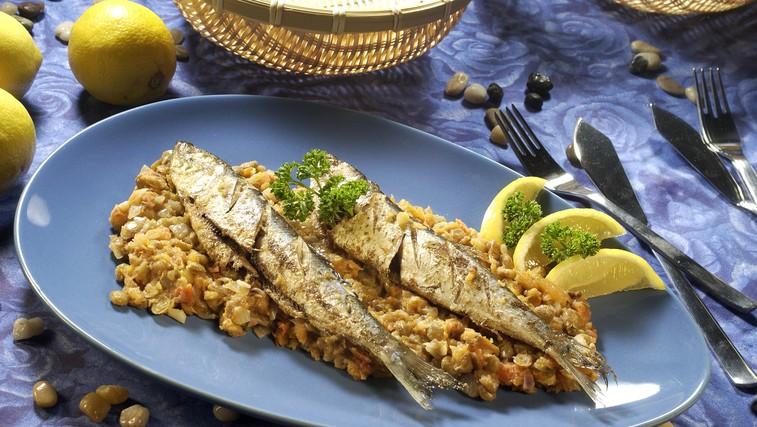 Sardele – super zdrave in z veliko manj težkih kovin kot velike ribe (+ odličen recept!) (foto: profimedia)
